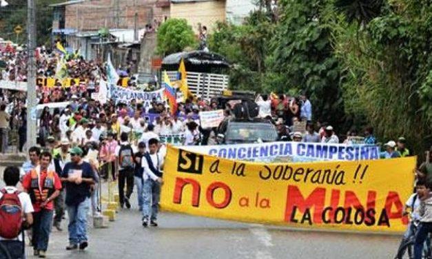 Impulsan proyecto de acuerdo para prohibir la minería en Ibagué