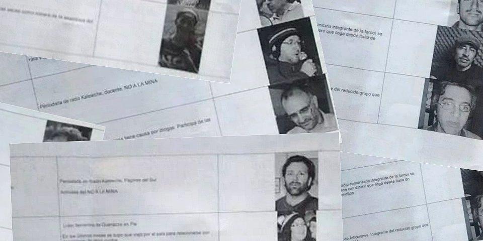 Se presentó un amicus curiae en la causa por el espionaje ilegal a vecinos de Esquel