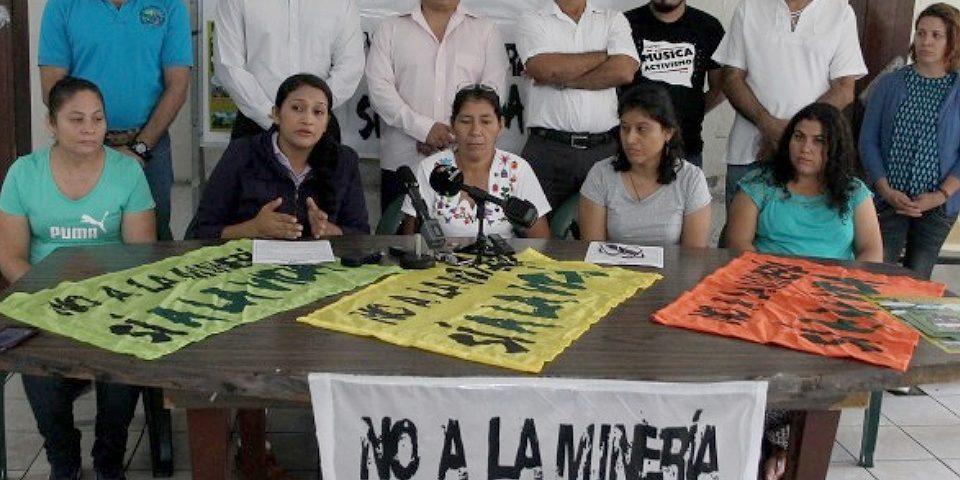 Mesa Nacional frente a la Minería: Oceana Gold debe abandonar El Salvador