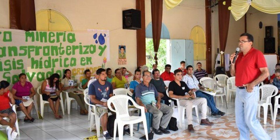 Minería Transfronteriza será factor de lucha y resistencia en El Salvador