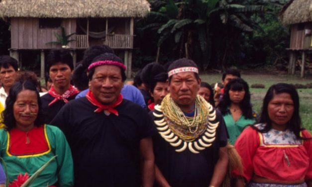 Comunidad Sinangoe alerta sobre amenazas en conflicto minero
