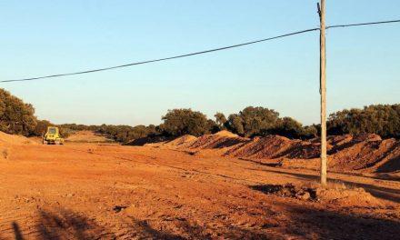 Stop Uranio pide parar la carretera de acceso a la mina de Retortillo por carecer de permisos