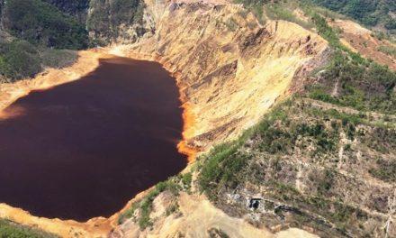 Secretaria del Ambiente filipina cuenta su visita a minas y los impactos