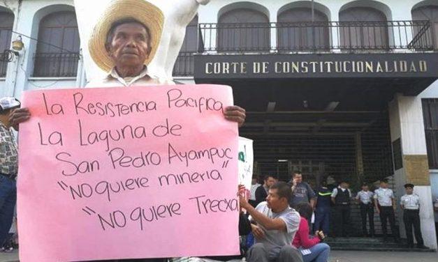Pobladores de La Puya piden a la Corte Constitucional que falle contra mina