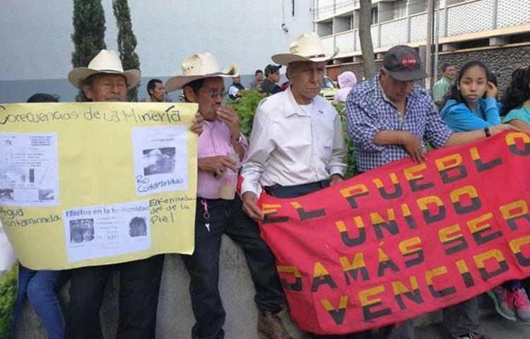 Minera San Rafael no acata la suspensión ordenada por la Corte