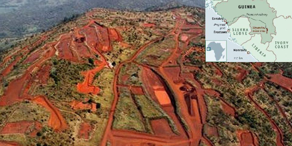 La oficina antifraude británica investiga a minera Río Tinto en Guinea
