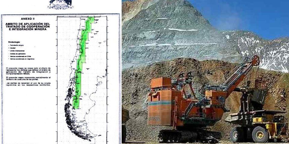 Argentina y Chile relanzaron el Tratado sobre Integración y Complementación Minera