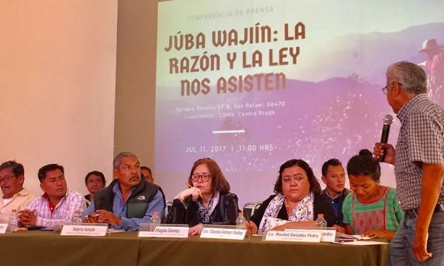 Indígenas obtienen amparo judicial histórico para frenar a mineras