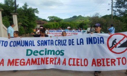 Comunidad nicaragüense lucha por su territorioy enfrenta a Condor Gold