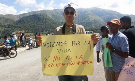 Productores de San Juan de la Maguana contra minería