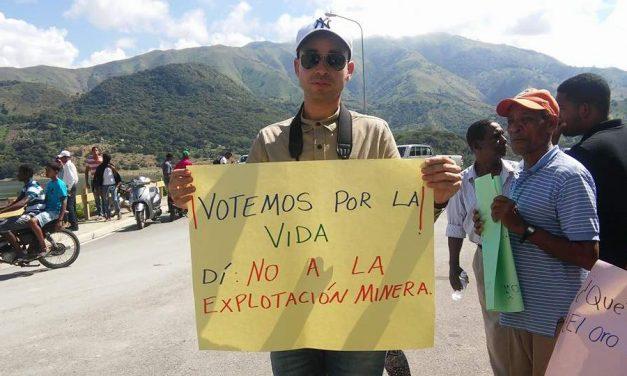 93.56% rechaza explotación de la mina de oro en San Juan de la Maguana