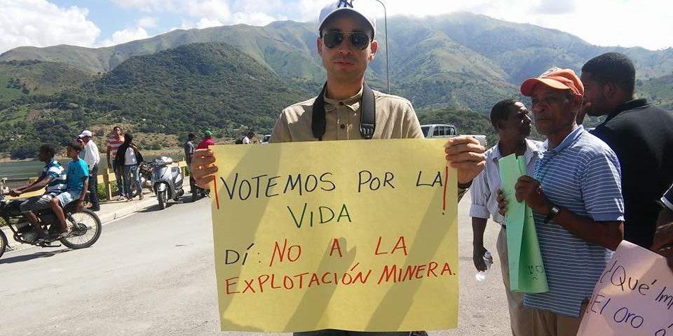 Productores advierten que explotación mina de oro acabaría con la agricultura en San Juan