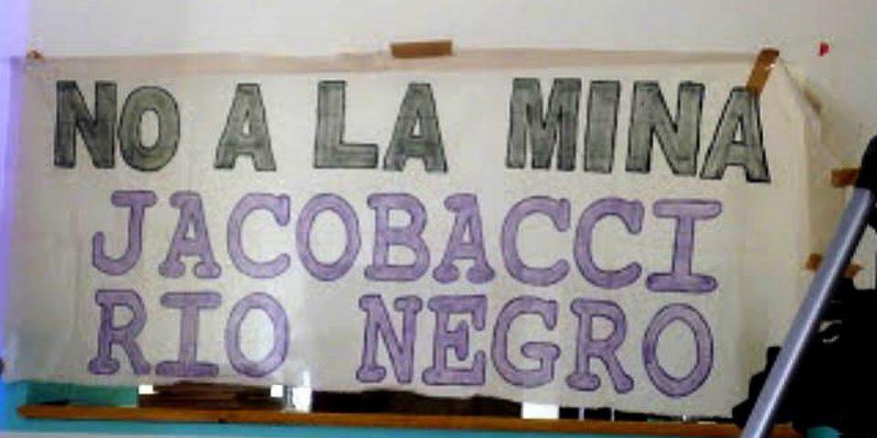 El tema minero vuelve a instalarse en Jacobacci