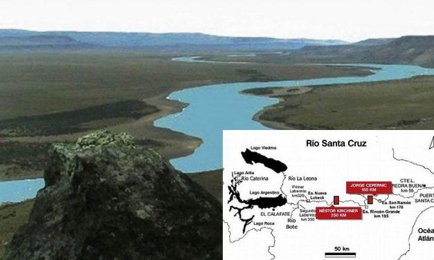 Gobierno nacional aprobó la factibilidad de las dos represas proyectadas en Santa Cruz