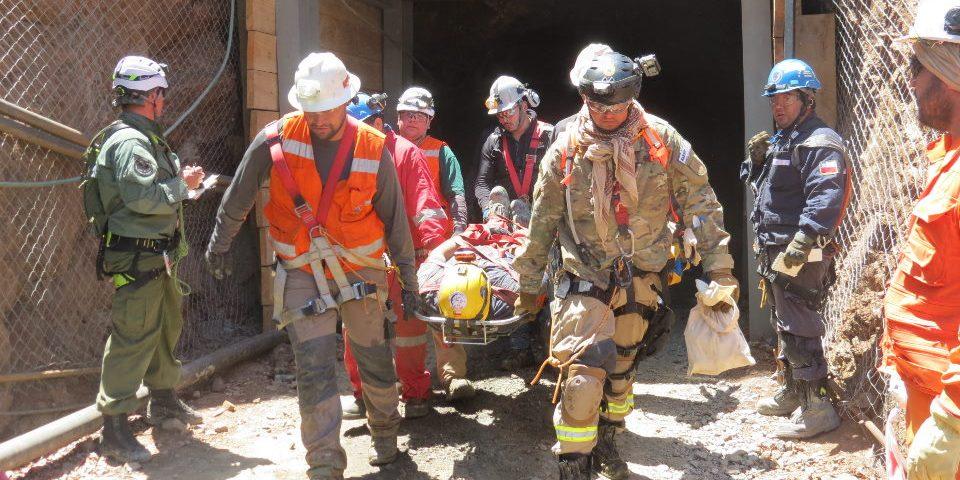 En Chile fallecieron 525 mineros en accidentes desde el año 2000