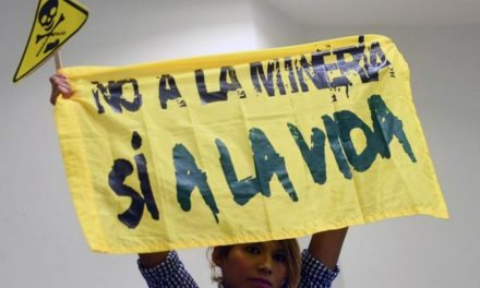 Minería: saldo nefasto