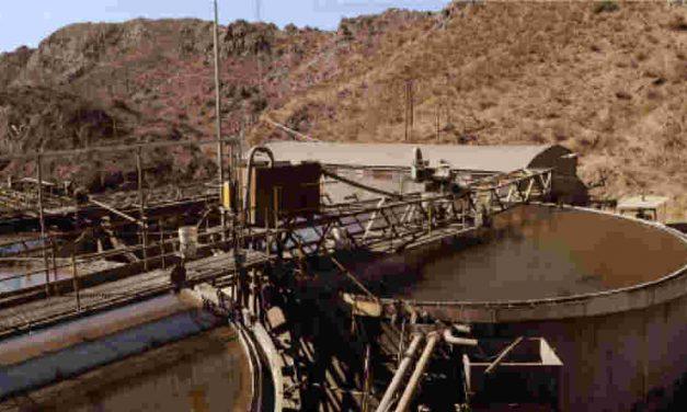 Hubo un derrame de solución cianurada en la mina Farallón Negro