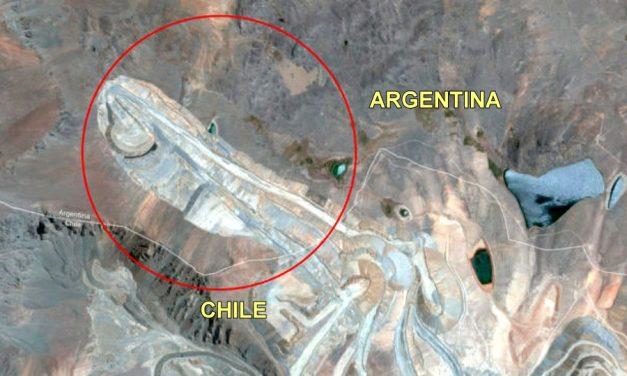 Juez federal ordena que minera chilena retire 50 millones de toneladas de escombros tóxicos de Argentina