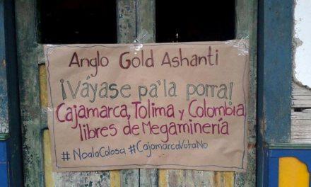 """Anglogold Ashanti: Cuando """"la minería responsable"""" es solo un eslogan empresarial"""