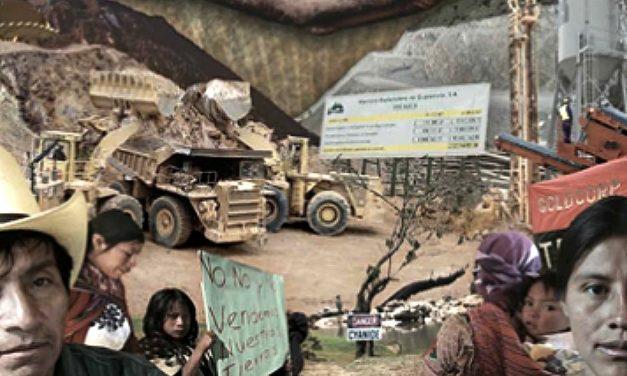 El mal negocio de la minería para Guatemala