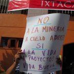 Congresista exige que Almaden Minerals repare daños en Ixtacamaxtitlán