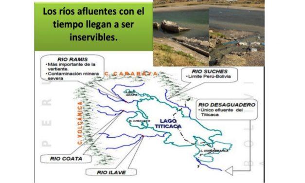 Campaña para salvar al lago Titicaca de la contaminación de minería