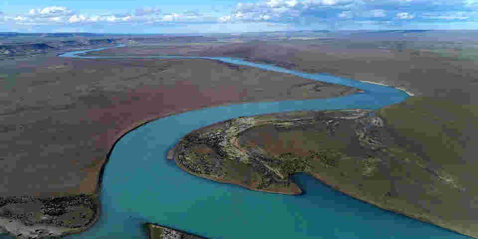 El Ejecutivo aprobó la construcción de las represas sobre el río Santa Cruz