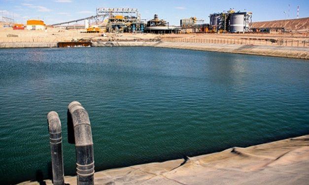 Senado chileno aprueba cambio del uso del agua en proyectos de minería