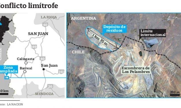 Los Pelambres: la empresa minera responsabiliza al Estado chileno