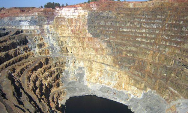 Auge de minería depredadora y contaminante en México