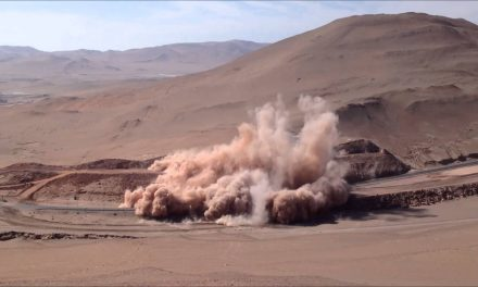 Denuncian altos niveles de contaminación en Andacollo por actividad minera