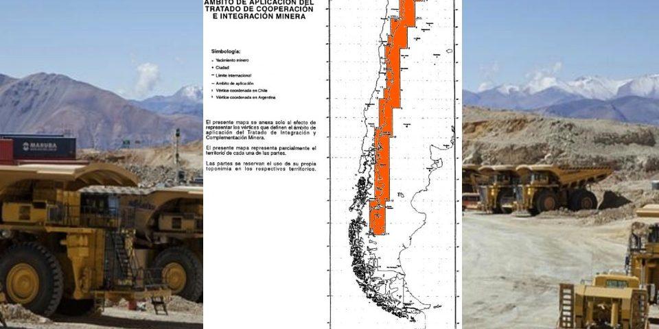 Chile y Argentina se reunirán la próxima semana para renovar acuerdo minero