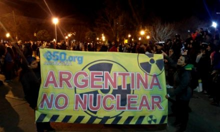 Río Negro prohíbe la instalación de centrales de energía nuclear