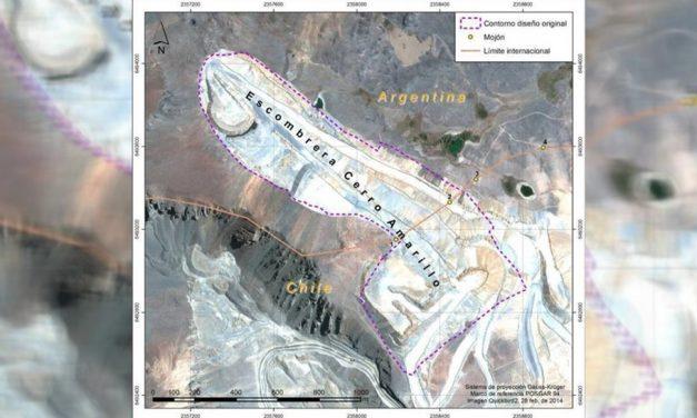 San Juan: minera chilena quiere limpiar la escombrera en 10 años