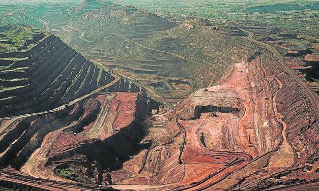 Minería, 'fracking' y petróleo