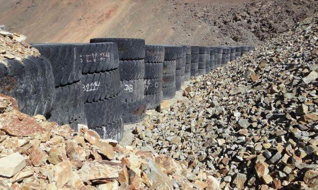Ahora la minera chilena dice que no sacará los escombros del territorio argentino