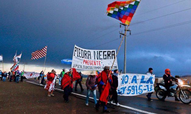 """Jujuy: """"Caminata por el agua y la vida en nuestros territorios"""""""