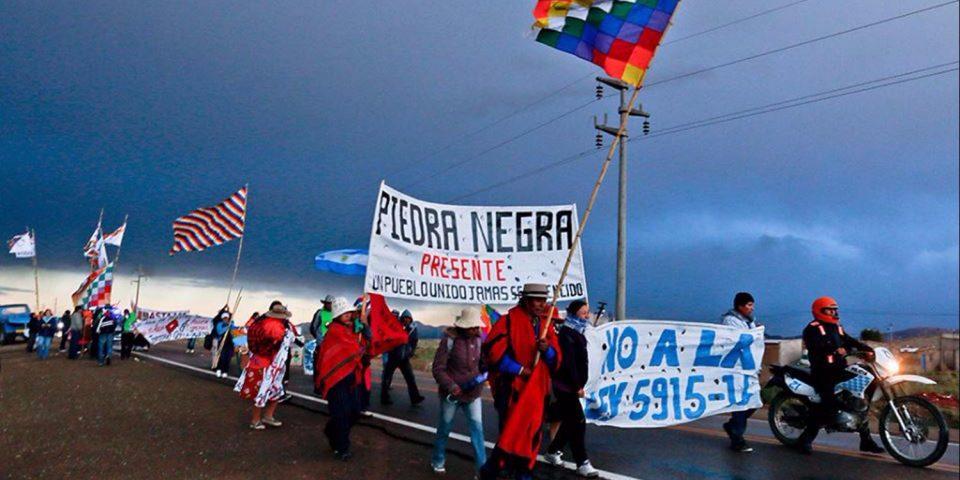 Jujuy: «Caminata por el agua y la vida en nuestros territorios»