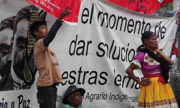 La minería canadiense despoja a los pueblos indígenas y campesinos