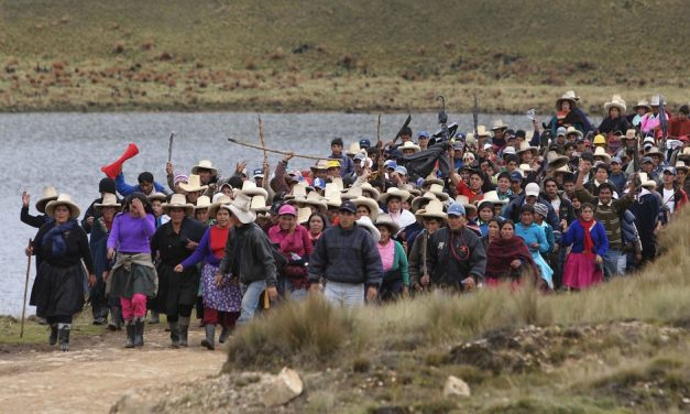 Desarrollo minero en Perú no beneficia a los más pobres