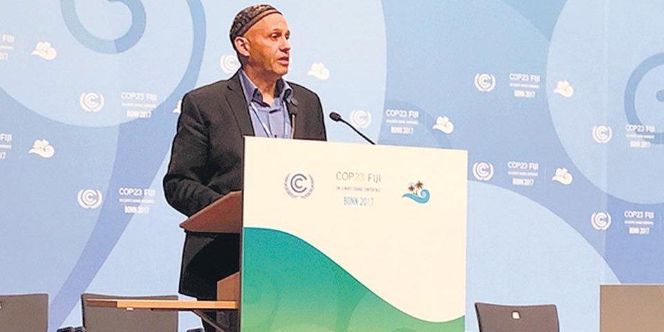 """""""Las leyes de protección de bosques y glaciares son grandes ideas irreales"""""""