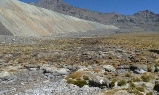 Minera Pelambres propuso retirar la escombrera tóxica en 5 años y medio