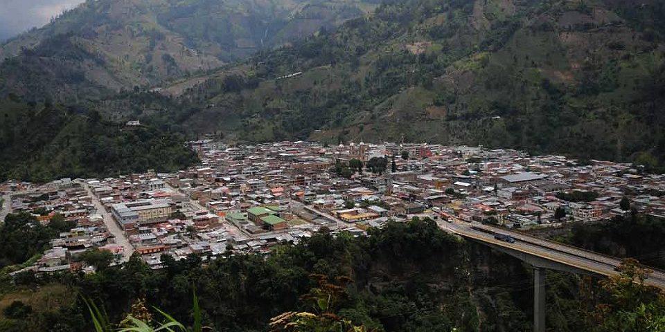 El pueblo andino que levantó a Colombia contra la minería