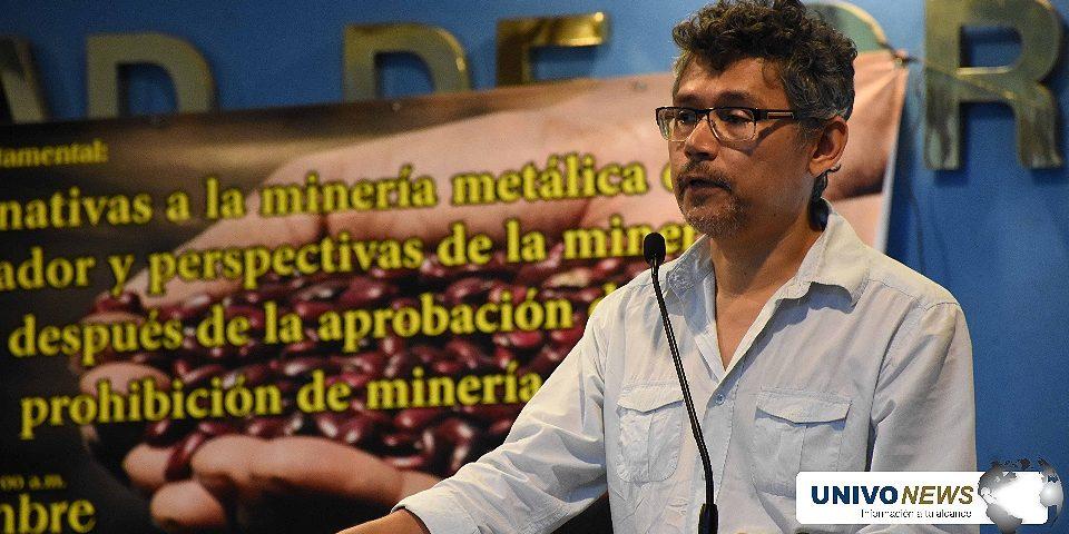 Las consecuencias de la minería afectan a El Salvador