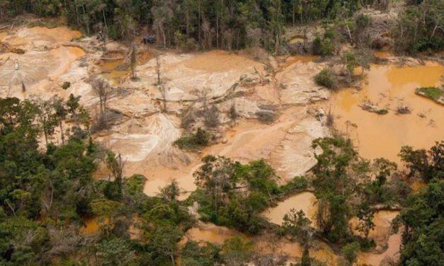 Corrupción y daño ambiental se han acentuado en el Arco Minero del Orinoco