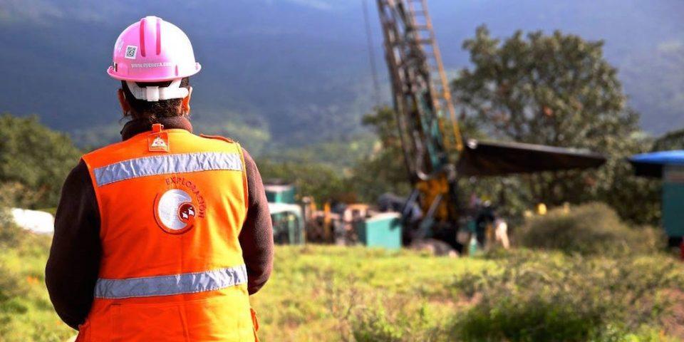 Vecinos de El Cubo dicen basta a minera canadiense que contamina su agua