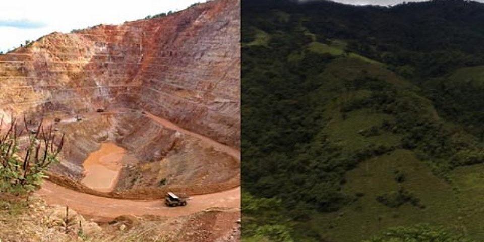 Las mineras amenazan bosques y selvas de México: hay 895 proyectos, 44% sobre vegetación