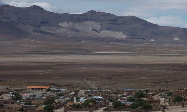 Denuncian desvío de agua desde Bolivia hacia minera a minera chilena