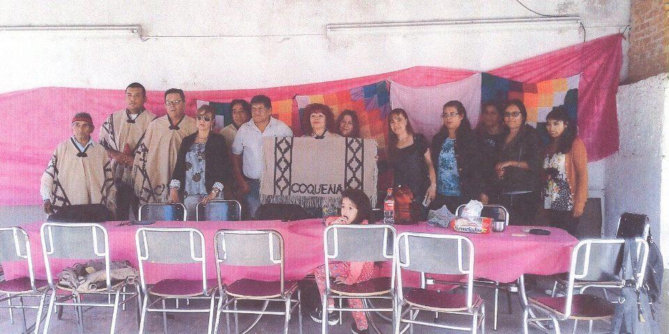 """Diaguitas exigen explicación del proyecto """"Coherencia Minera"""""""