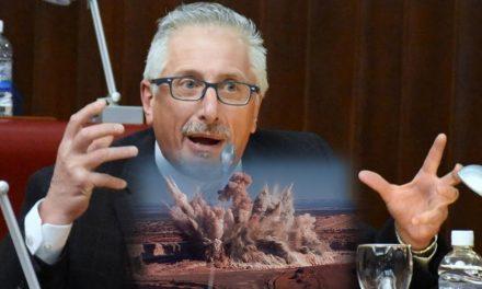 Diputado dasnevista a favor de abrir la discusión minera pero por proyecto